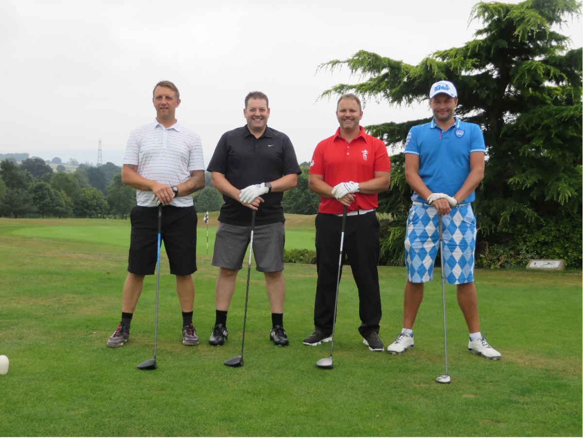 Somerset Chamber Of Commerce Charity Golf Day 2016