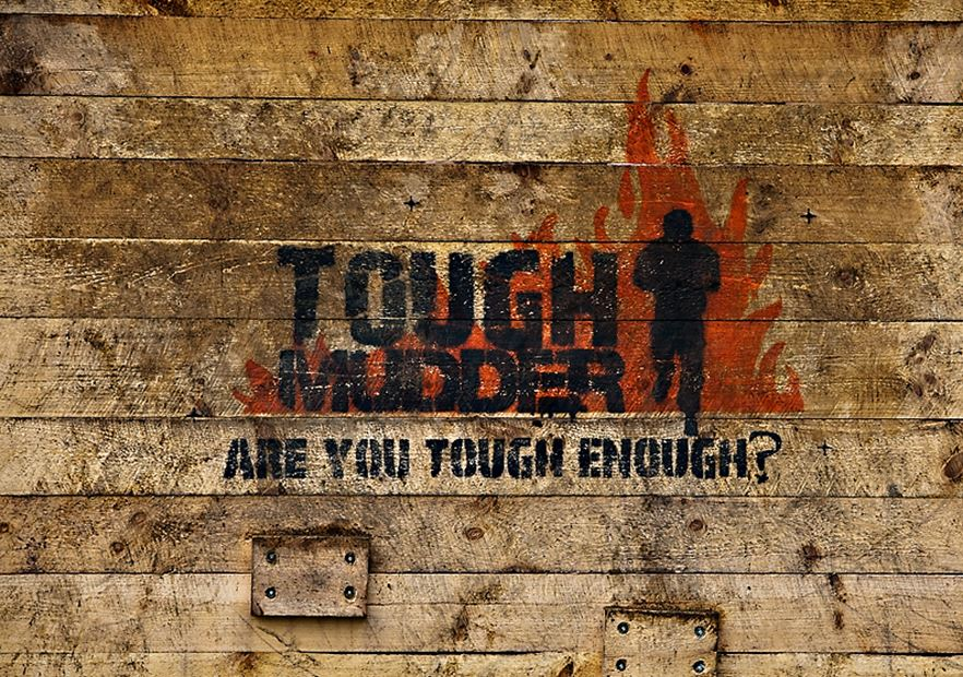 Berry & Escott Toughmudder charity Challenge 2017