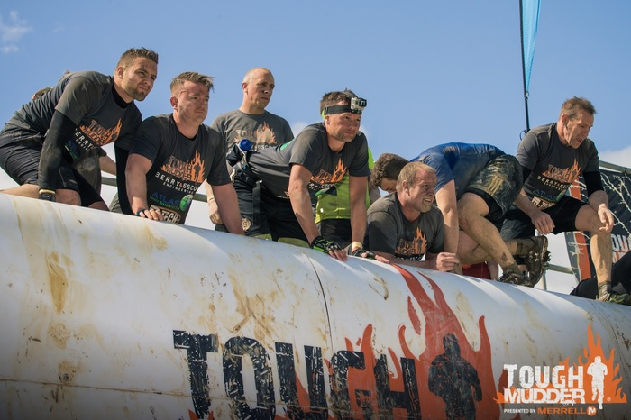 Our Tough mudder challenge – We did it!